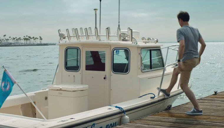 Hyundai fishing trip boat commercial NFL fan Miami Dolphins