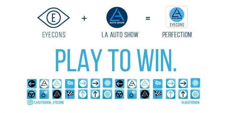 LA Auto Show EyeCons app review