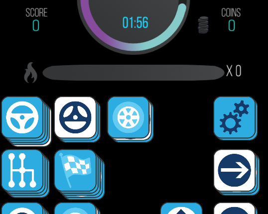 app review  la auto show eyecons game puts your matching skills to the test