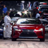 The LC 500 Coupe is the star of the newest Lexus ad