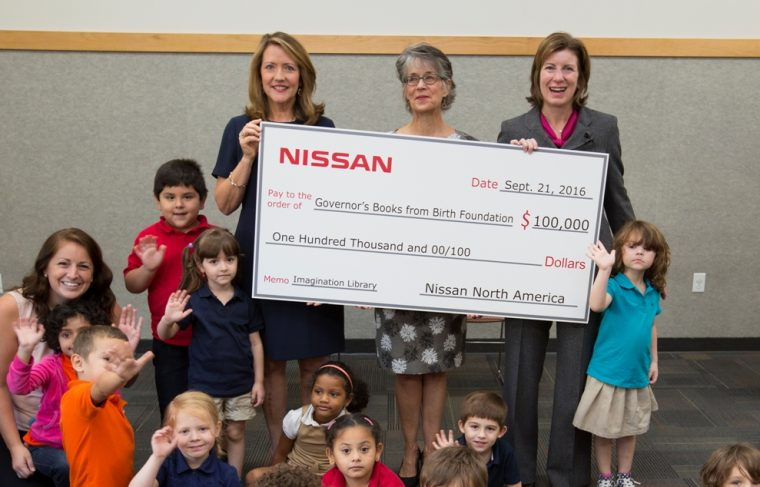 Governor Books For From Birth Nissan Grant