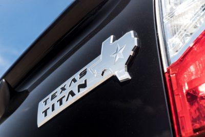 """2017 Nissan """"Texas TITAN"""""""