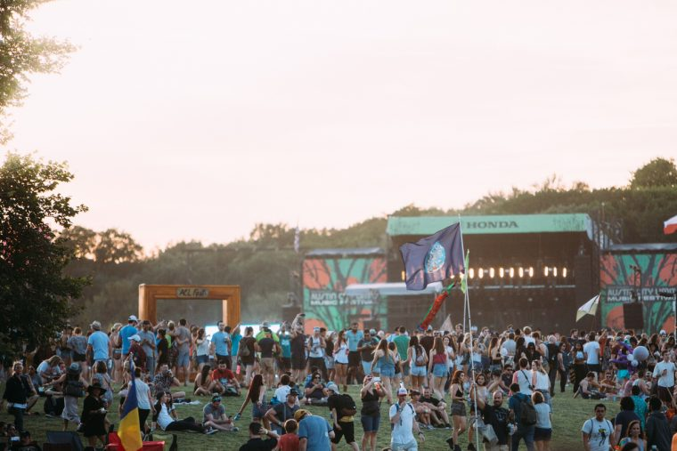 The Honda Stage at the Austin City Limits Music Festival
