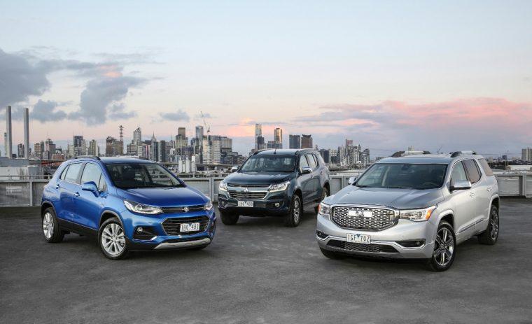 New Holden SUVs