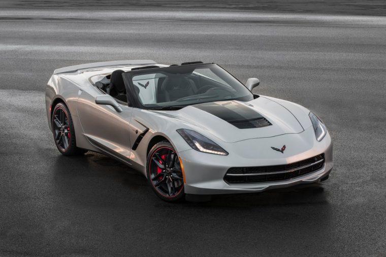 2017 Chevrolet Corvette Stingray >> 2017 Chevrolet Corvette Stingray Overview The News Wheel