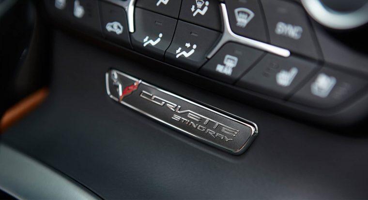 2017 Corvette Stingray
