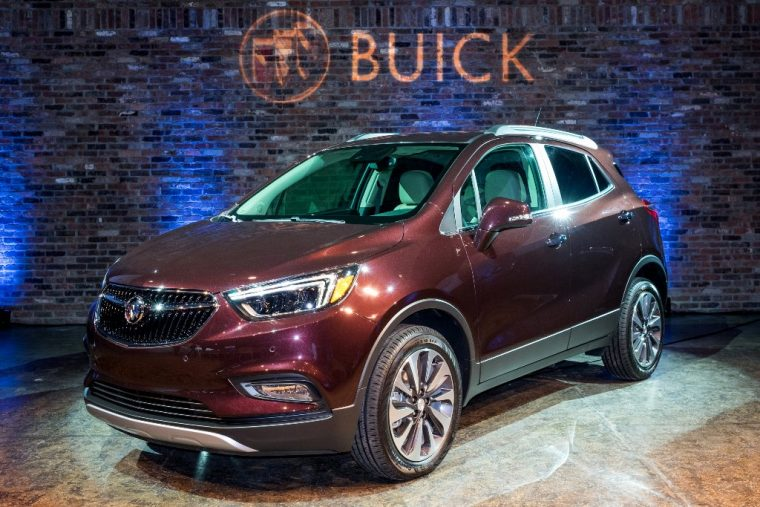 2017 Buick Encore Model Overview