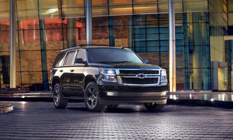 2017 Chevrolet Tahoe LT Midnight Edition