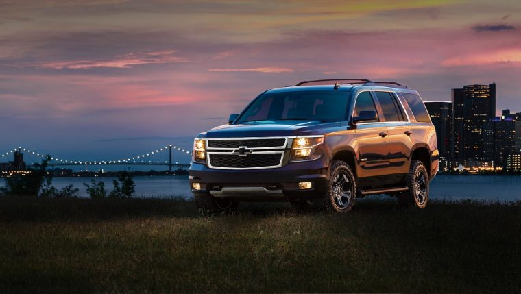 2017 Chevrolet Tahoe Z71 Midnight Edition