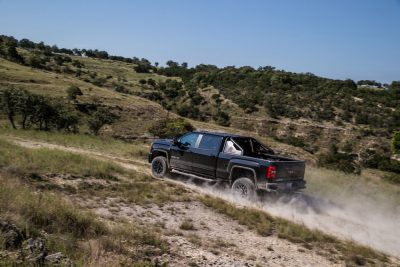 General Motors recently announced a new limited-edition truck called the 2017 Sierra HD All Terrain X