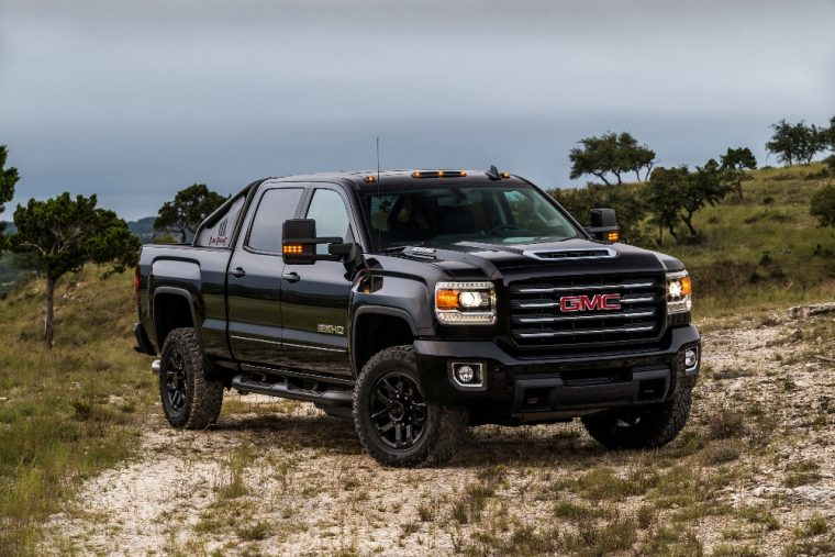 Turbo Diesel Trucks >> 2017 Sierra Hd All Terrain X To Be Offered With New Turbo