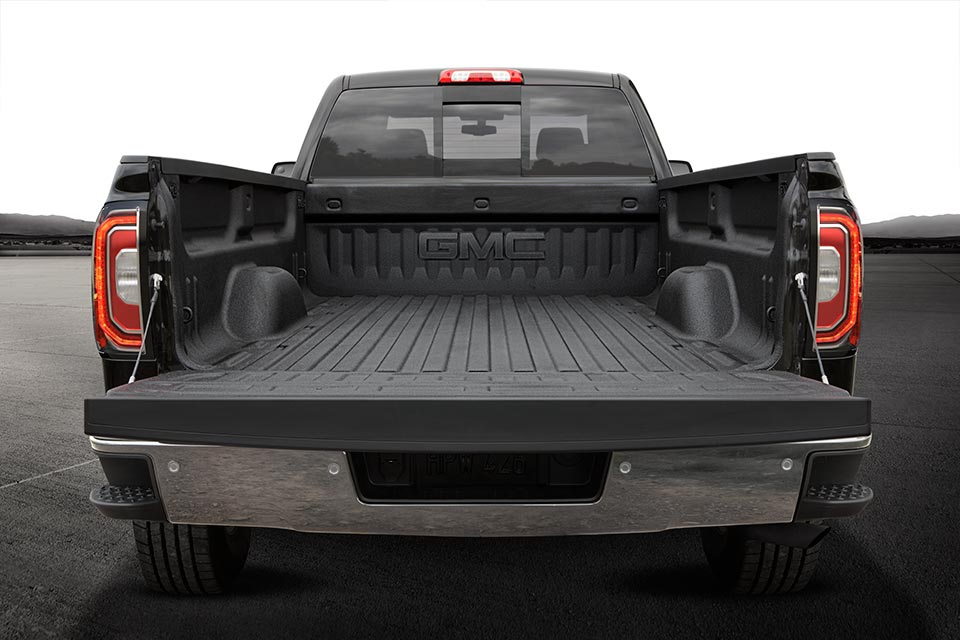 GM Reportedly Considers Using Carbon Fiber for the Beds of ...