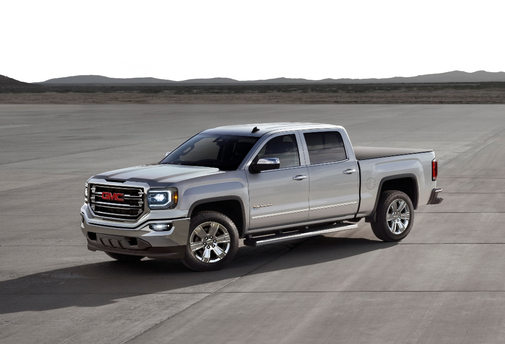 Gmc Denali 2017 >> 2017 GMC Sierra 1500 Overview - The News Wheel