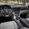 2017 Jeep Grand Cherokee Dashboard