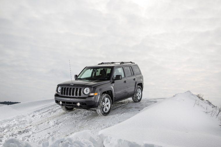 2017 Jeep Patriot Performance