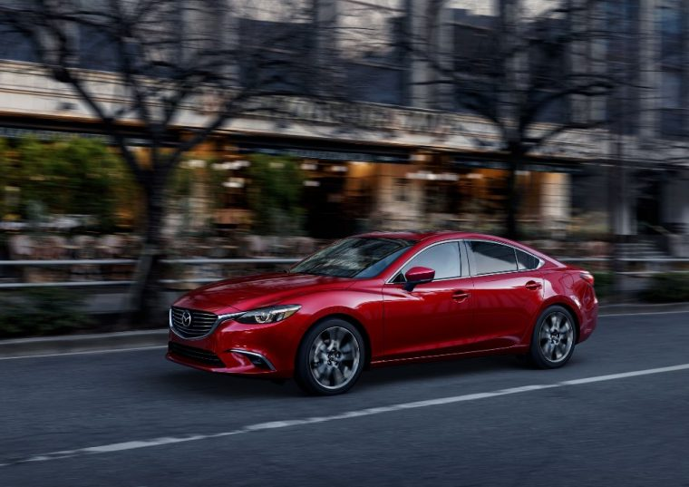 The Mazda6 has a higher starting MSRP for the 2017 model year, but it also comes with more equipment
