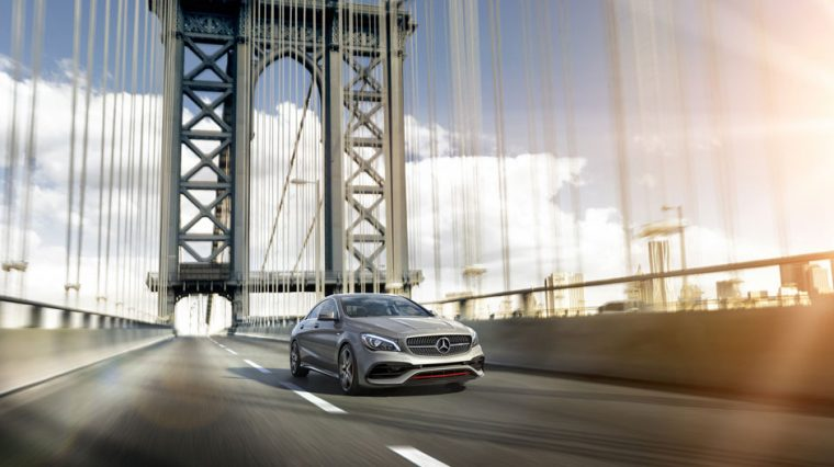 The 2017 Mercedes-Benz CLA is the most affordable option in the automaker's luxury model lineup with a starting MSRP of just over $32,400