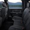 2017 Ram 1500 Rear Seats