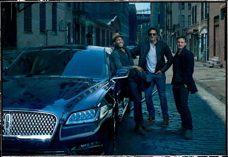 Annie Leibovitz 2017 Lincoln Continental