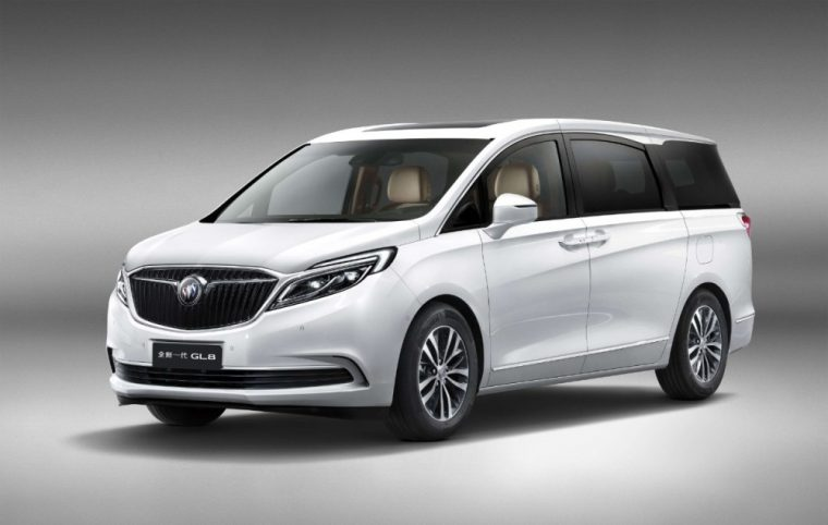 new-generation Buick GL8
