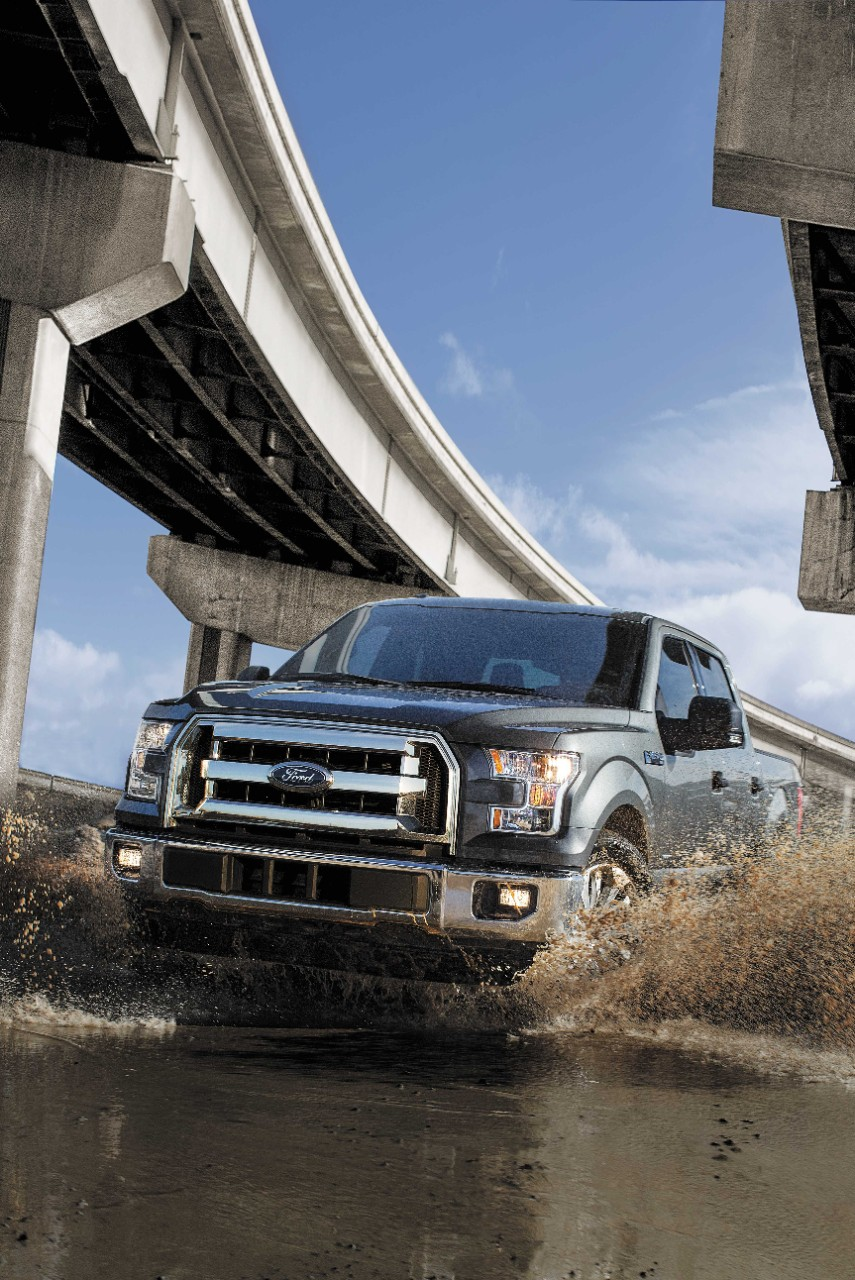 2017 Ford F-150 Fuel Economy Increases with New 3 5-Liter