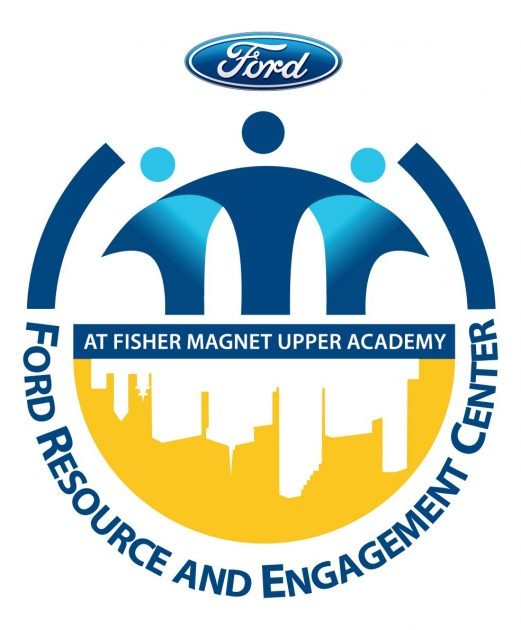 Ford Resource and Engagement Center logo