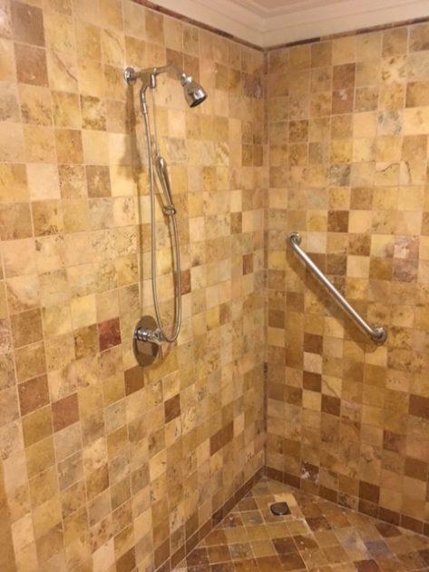 handicap shower valentin imperial maya