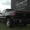 The new Silverado 2500HD Carhartt concept vehicle will officially premiere at SEMA