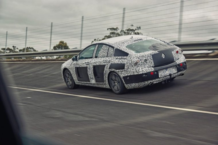 The next-generation Holden Commodore will go on sale in 2018