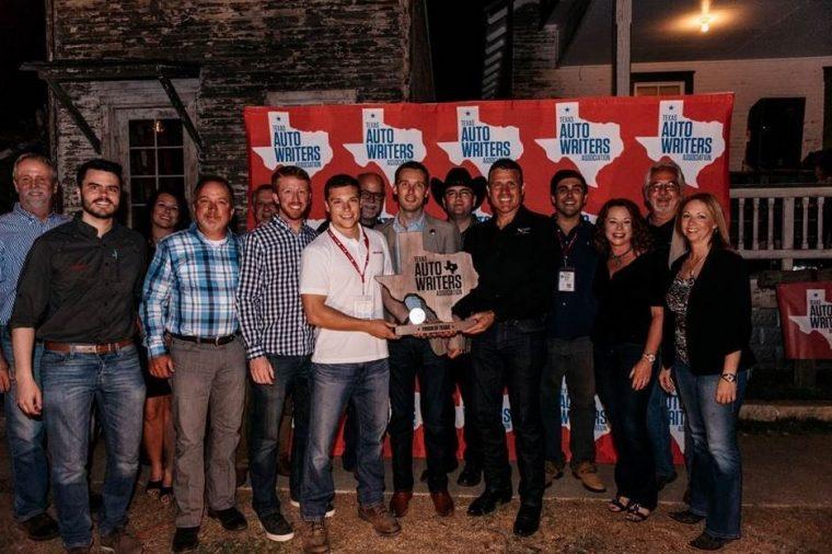 Nissan Texas Truck Rodeo Awards