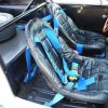 Sir Stirling Moss 1966 Shelby GT350 Mustang auction seats