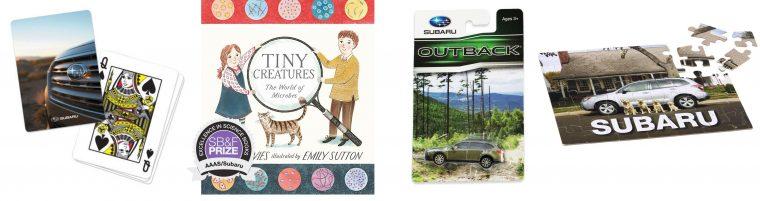 Subarui gear merchandise shop buy gifts swag toys