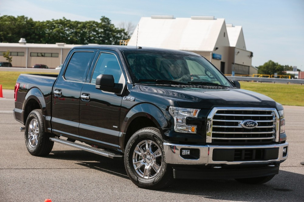 2017 Ford F 150 Overview The News Wheel