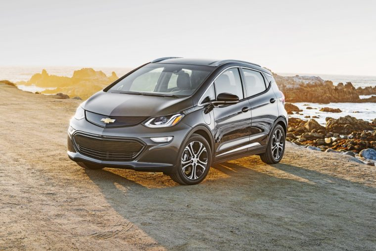 Chevy Bolt Sales Slide In The Midst Of More Production The News Wheel