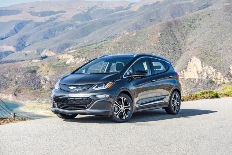 Chevrolet Officially To Ship Bolt Ev To South Korea The News Wheel