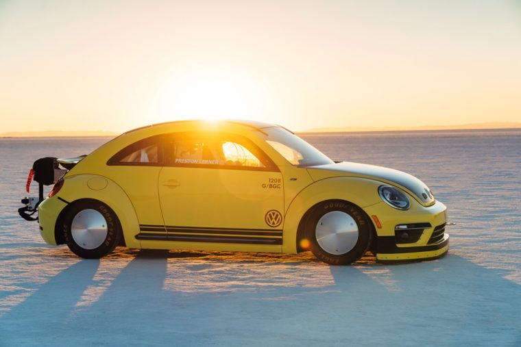 Check out the World's Fastest VW Beetle - The News Wheel