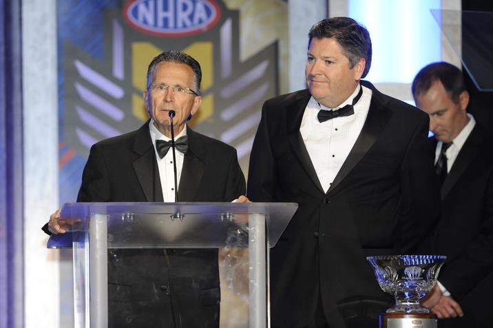 Mopar Dodge win NHRA Manufacturers Cup