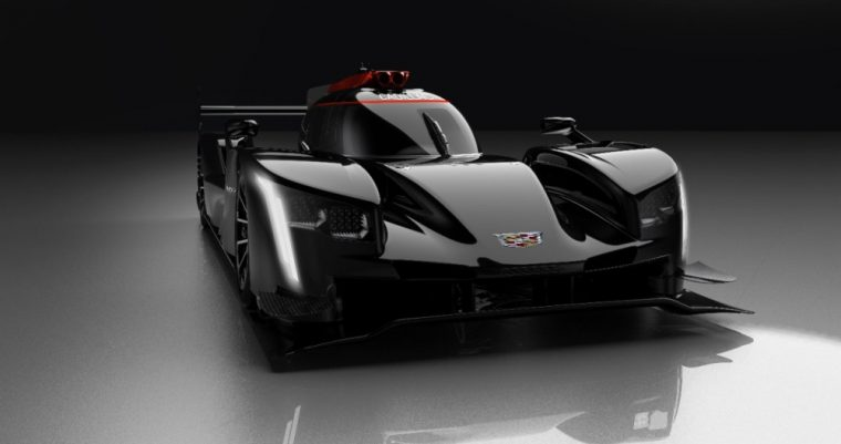 The Cadillac DPi-V.R Racecar is based on the Dallara LMP2 chassis
