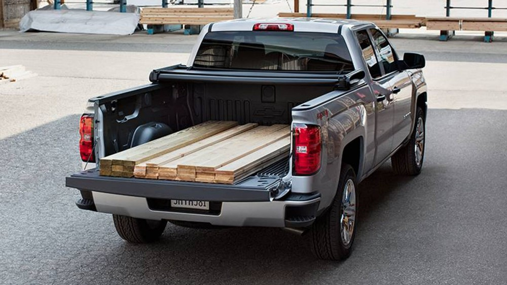 2017-chevy-silverado-1500-pay-load | The News Wheel