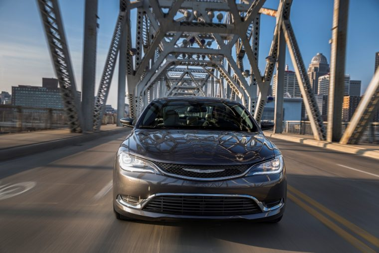 The 2017 Chrysler 200 recently earned a 5-star overall safety rating from the NHTSA