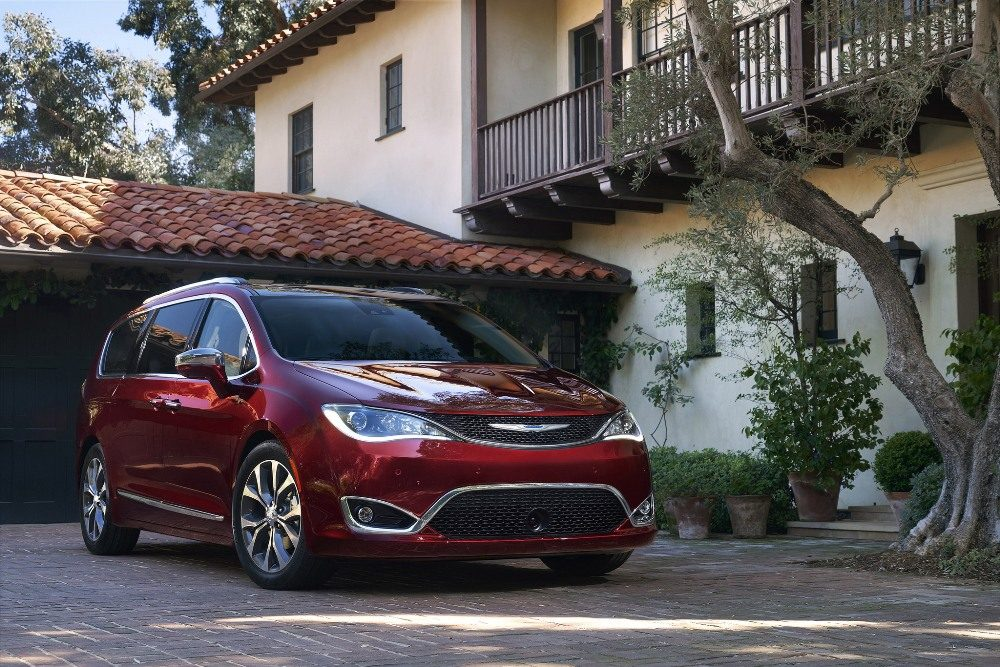 The 2017 Chrysler Pacifica was awarded a five star overall safety rating by the National Highway Traffic Safety Administration