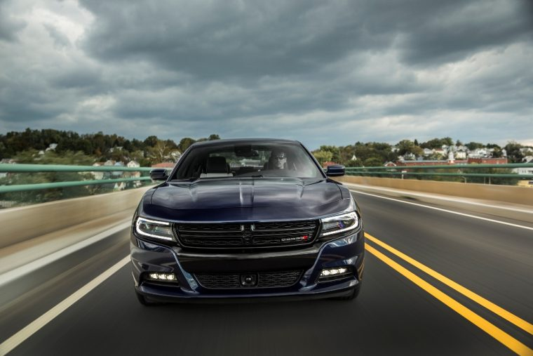 The Dodge Charger won an ALG Residual Value Award for the third year in a row