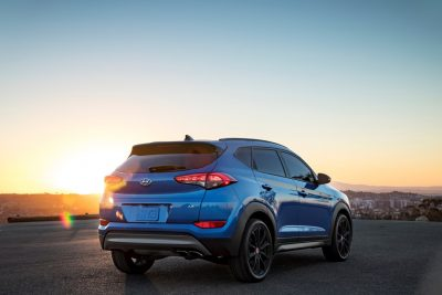 2017 Hyundai Tucson NIGHT model CUV special edition performance