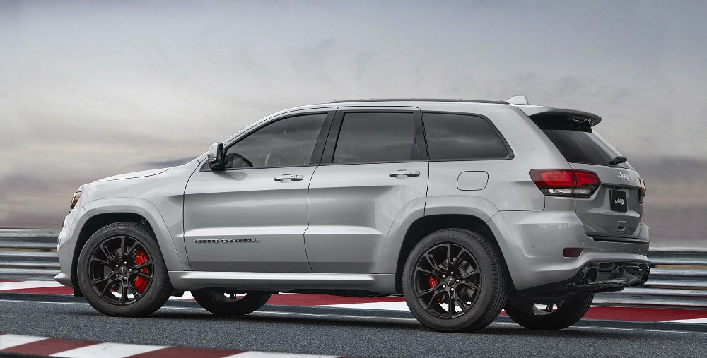 2017 Jeep Grand Cherokee Proves Point with NHTSA 5-Star ...