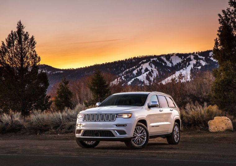 The 2017 Jeep Grand Cherokee Recently Picked Up A Nhtsa 5 Star Overall Safety Rating