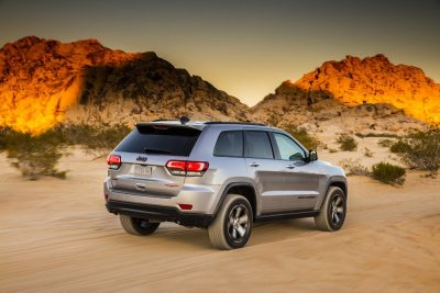 The 2017 Jeep Grand Cherokee recently picked up a NHTSA 5-Star Overall Safety Rating