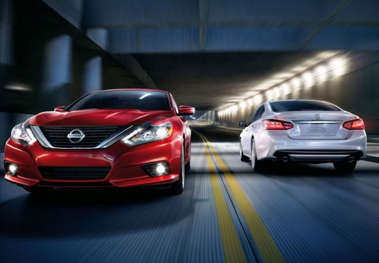 The Nissan Altima sedan returns for the 2017 model year without any significant updates