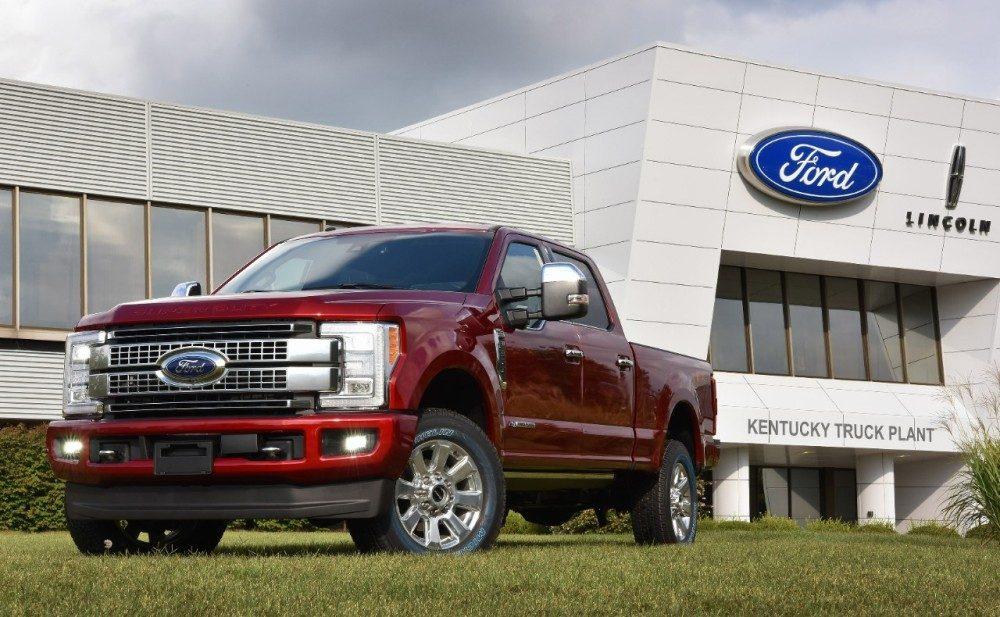 Ford Eyes April 6 Production Restart, Execs to Defer Salary