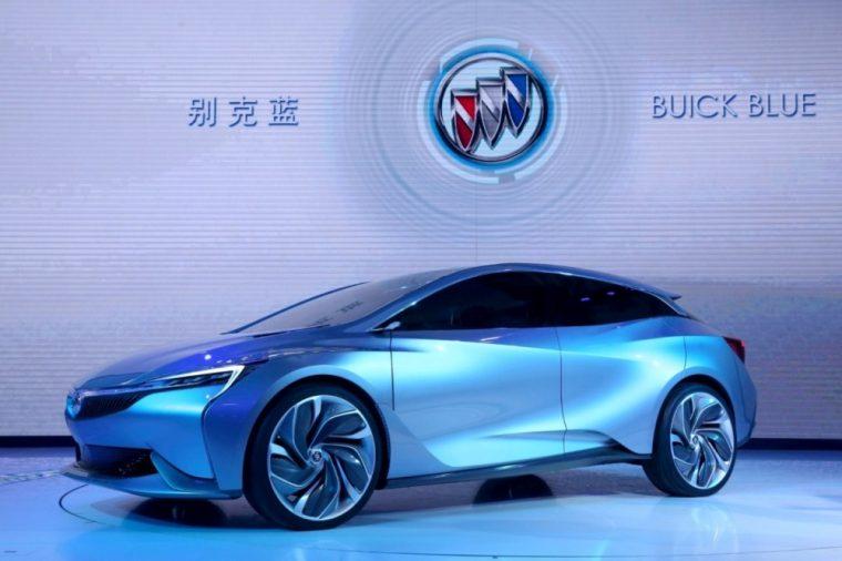 The Velie Concept previews Buick's new design language