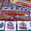 Burn Out Hot Rod Board Game Car Racing 1996 Holaday Shields review